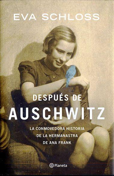 Después de Auschwitz, de Eva Schloss - Buscar con Google