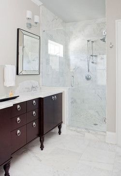 Transitional Small Bathroom Vanities Design Ideas, Pictures, Remodel and Decor