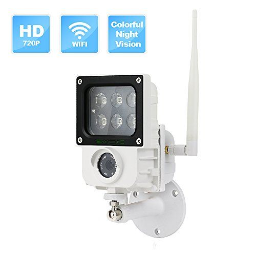 WiFi Wireless Surveillance Camera, SV3C Color Night Vision Security