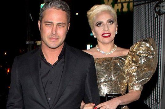 Американская певица Леди Гага и актер Тейлор Кинни расстались