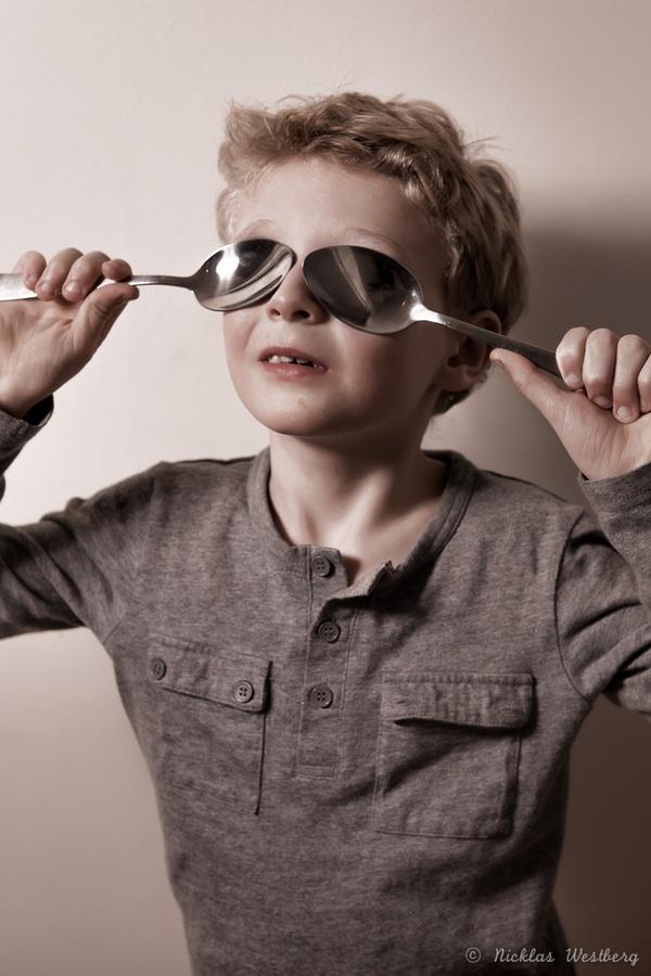 Iron Goggles
