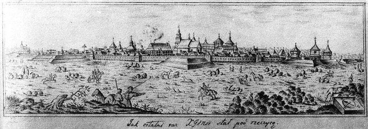 Rzeczyca -A..Westerveld,XVII w.