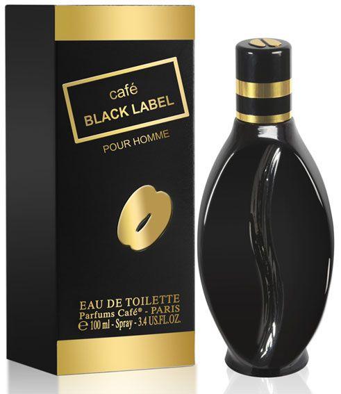 Cafe Black Label Cafe Parfums za muškarce Slike