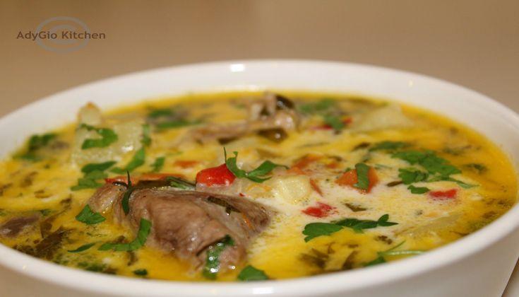 Reteta de ciorba de miel, o reteta care se prepara de obicei de Pasti - retete de ciorbe si supe Adygio.