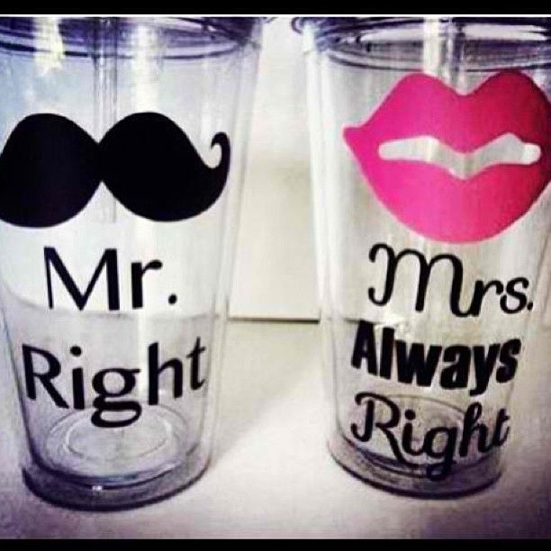 Cutest couple tumblers ever! #Jerseylicious