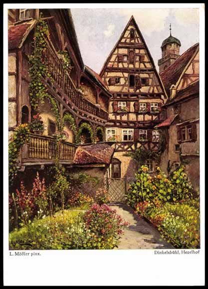 Dinkelsbuhl, Germany...a wonderful city...loved it!