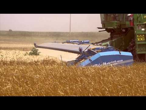 Epic Farming:  Wheat Harvest Video from Garden City Coop in Garden City, Kansas of the 2014 wheat harvest.