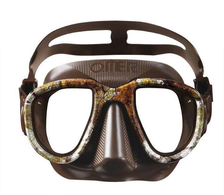 Omer Alien Mask - Camu 3D