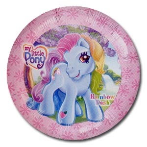 "My Little Pony 18"" Mylar Balloon"