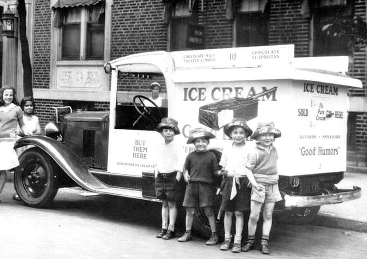 The Good Humor Ice Cream Story