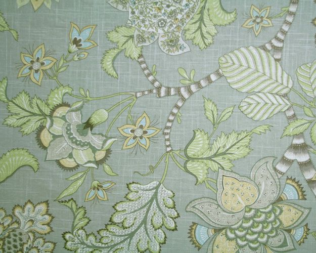 Ideology cotton-rayon, in 315, to the trade from Kravet.   - ELLEDecor.com
