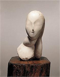 Constantin Brancusi, Muse, 1912
