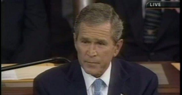 Presidential Address Following 9/11