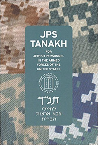 The JPS Bible, Pocket Edition (military): English-only Tanakh: Jewish Publication Society Inc