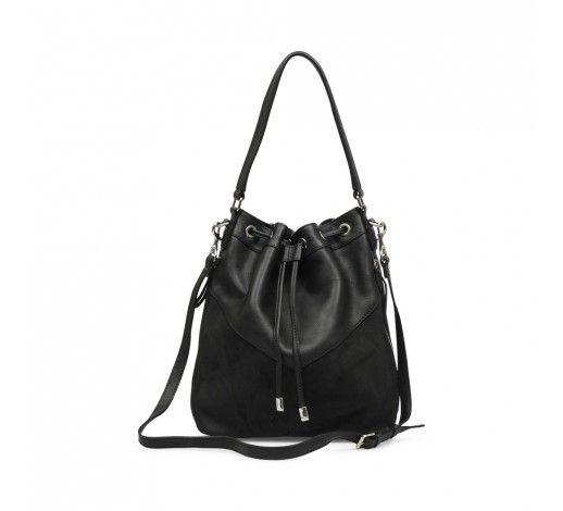 Margaretha Bag in nubuck leather // Markberg