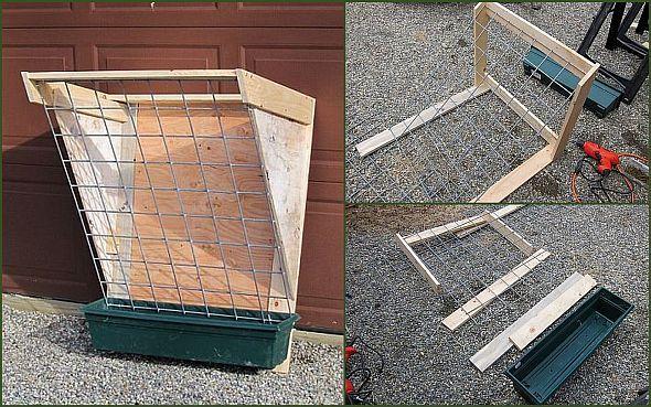 Goat feeders hay feeder revelations got goats chicken hay feeder