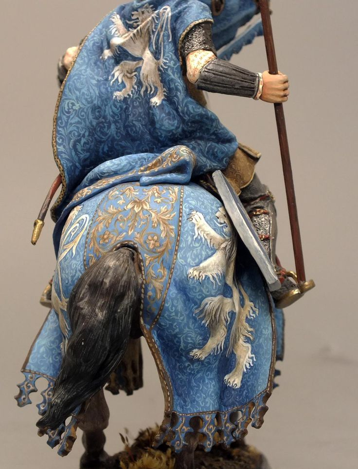 Kit Pegaso Miniature painted in Niena Studio    Wow. Just wow.