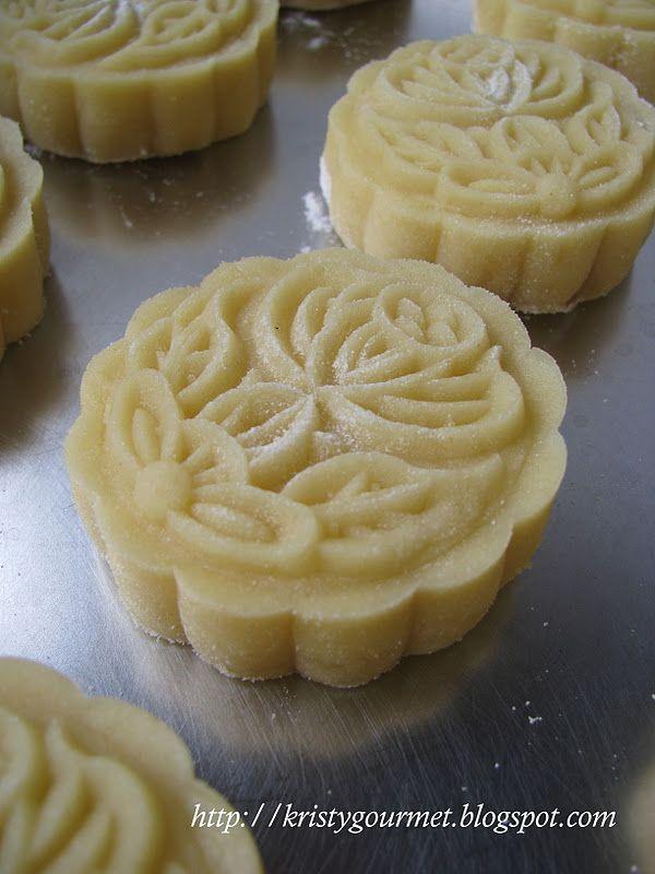 My Little Space: Taiwan Pineapple Cake