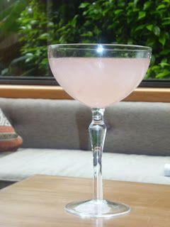 "Rhubarb ""Champagne"" - Rowan Bishop food writer"