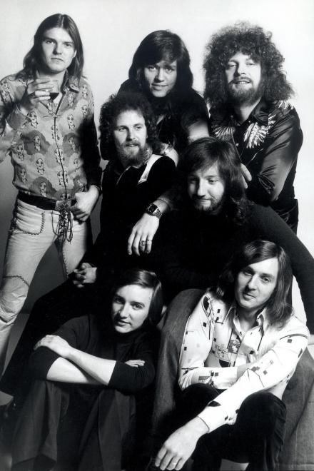 Electric Light Orchestra. Or, as some friends say, the Egotistical Lynne Orchestra!