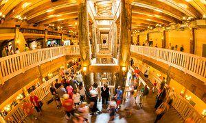 Creators of the lost ark: replica of Noah's vessel unveiled in Kentucky
