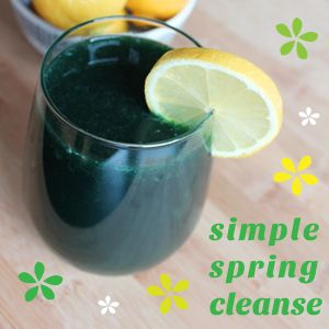 Detox Mix Slow Juicer : Deep Clean Lemonade recipe