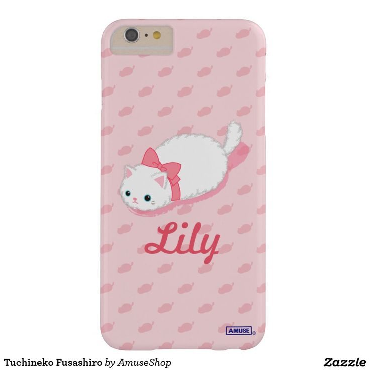 Tuchineko Fusashiro Barely There iPhone 6 Plus Case cat #carcasas #cases