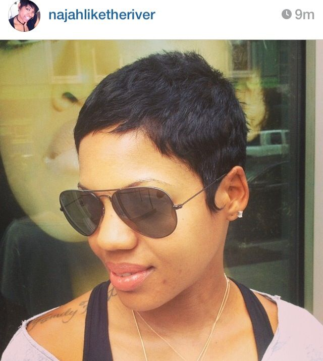 Short Flat Iron Hairstyles 112 Best Hair Images On Pinterest  Braids Coily Hair And African