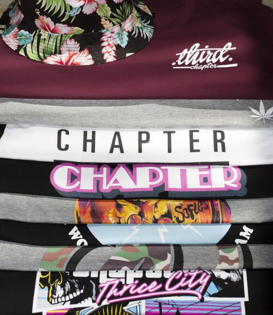 """Third Chapter """"Thrice City"""" Collection #thirdchapter #3rdchapter #3C"""