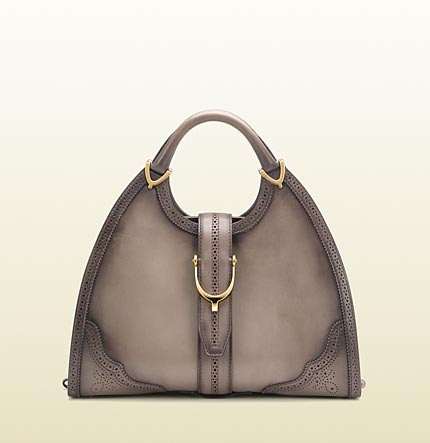 Gucci - stirrup top handle bag 277514AKZ5A2816