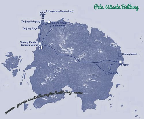 Tour Belitung: Ikon Wisata Baru Indonesia destinasi wisata incaran Wisatawan