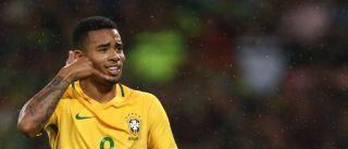 Férias? Gabriel Jesus treina no Palmeiras  para voltar bem à seleção