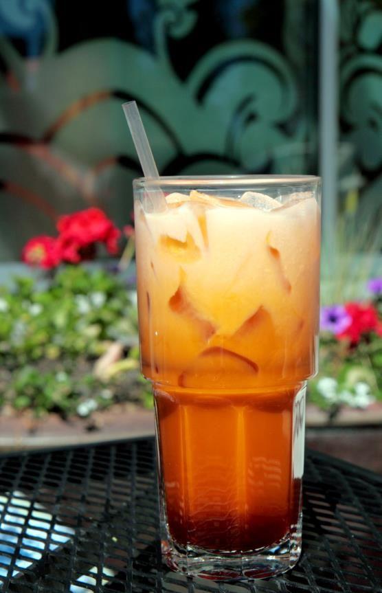 Thai Iced Coffee - love this stuff!