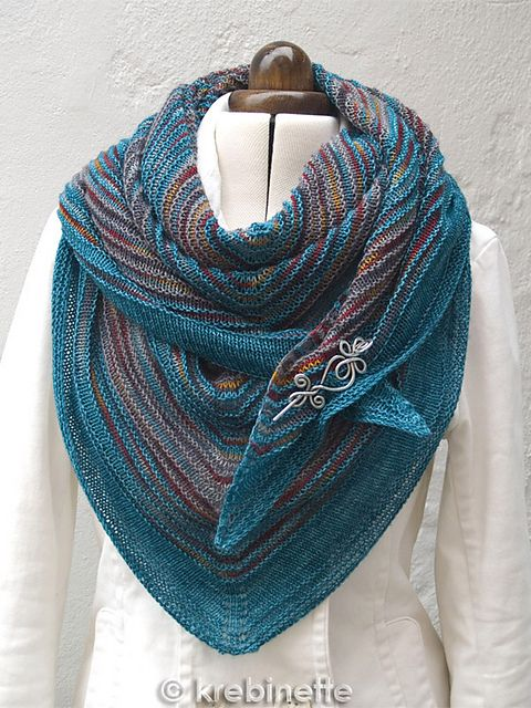 Ravelry: Noisy Parrot pattern by Ann Thomsen
