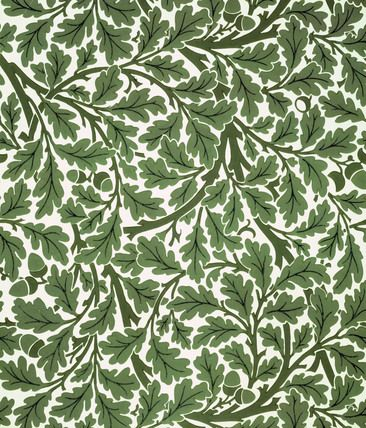 William Morris - Oak Leaves