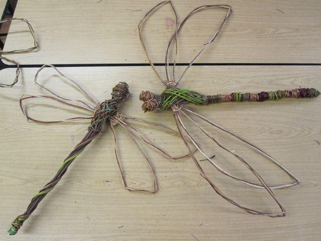 Weiden Libelle