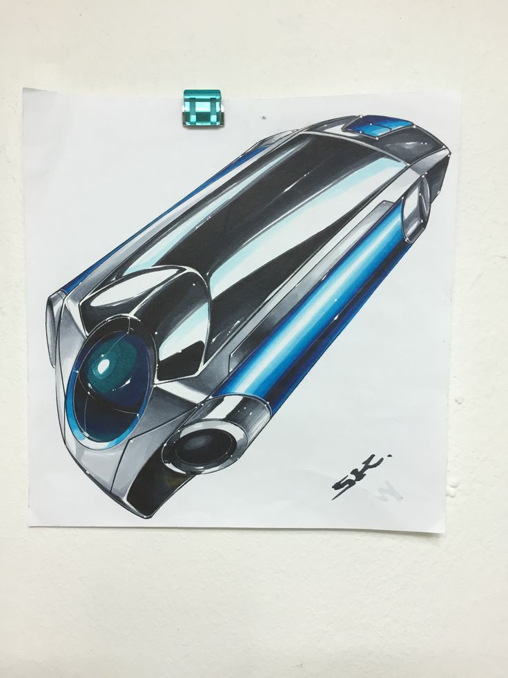 Product marker rendering