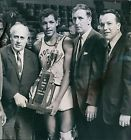For Sale - Red Auerbach Boston Celtics Rare ICONIC Original Press Photo Hyde Park - See More At http://sprtz.us/CelticsEBay