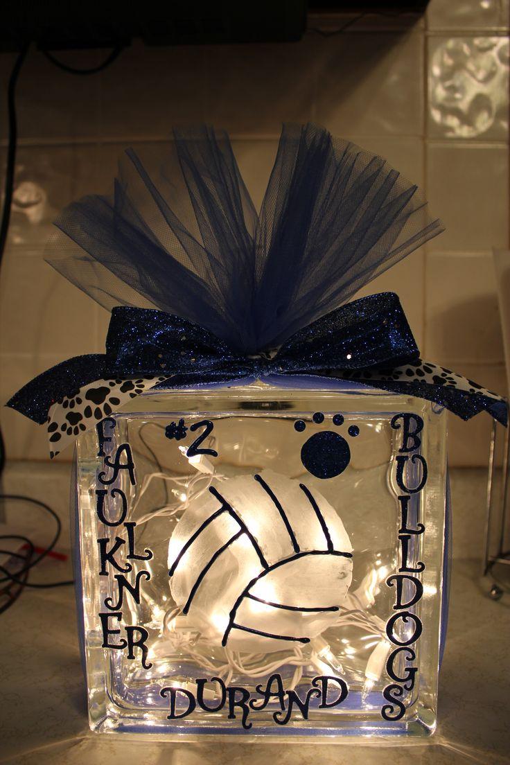 Senior VB gift - Kayleigh's