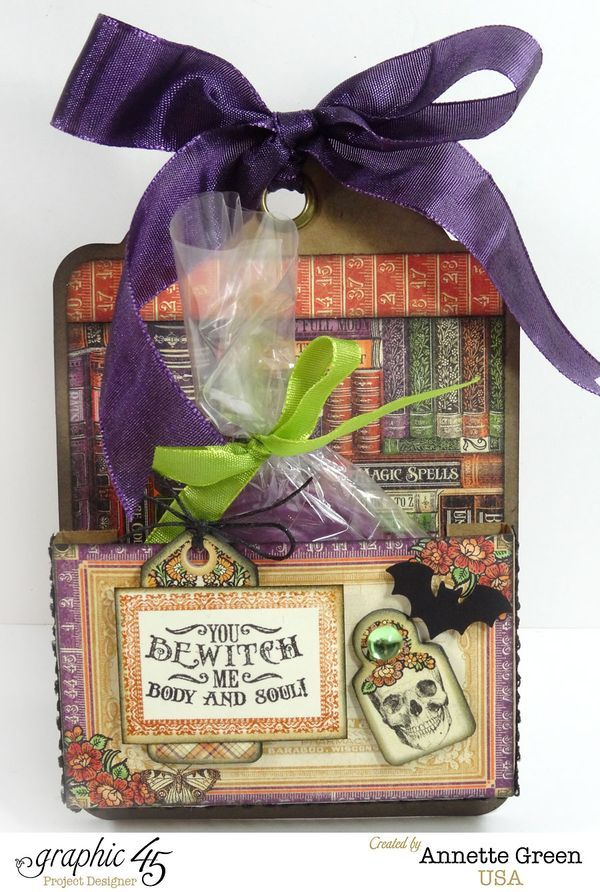 Rare-Oddities-Halloween-Treat-Holder-Tags-Groove-Tool-Graphic-45-Annette-Green-09-of-11