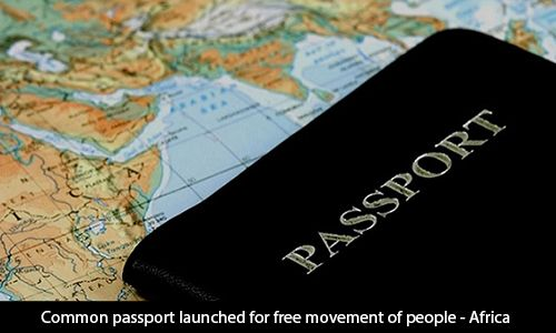 Common #Passport Launched for Free Movement of People - #Africa  https://www.morevisas.com/immigration-news-article/common-passport-launched-for-free-movement-of-people-africa/4701/
