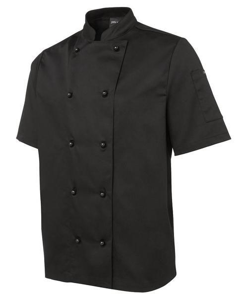 S/S Unisex Chef's Jacket