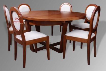 Detail of Bravia Dining Set   Indonesia Contemporary Furniture