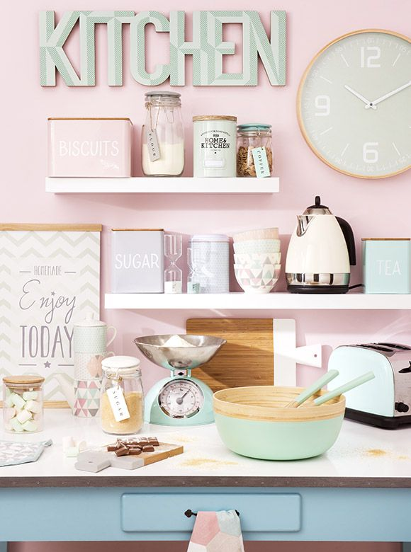 25 best ideas about pastel kitchen on pinterest. Black Bedroom Furniture Sets. Home Design Ideas