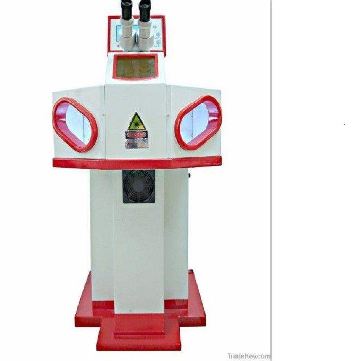 Easy operation four heads laser cutting machine/jewelry laser welding machine price