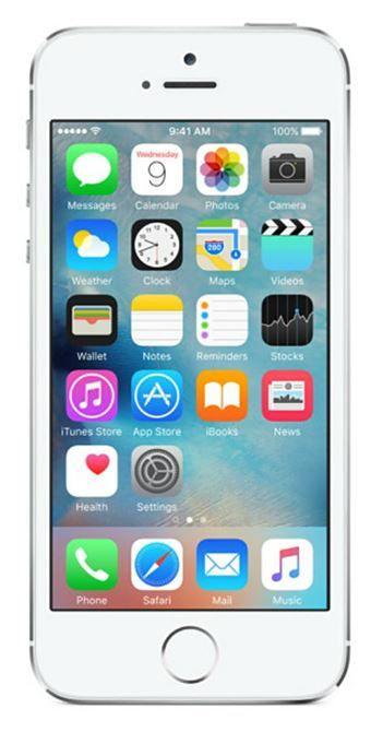 Apple iPhone 5s 16GB Silver Refurbished A grade  Description: Apple iPhone 5s 16 GB Silver Refurbished A grade Ben jij ook op zoek naar een goede iPhone maar heb je er geen honderden euro's voor over? Dan is deze refurbished iPhone 5s Silver 16 GB iets voor jou! Refurbished houdt in dat het toestel al eens gebruikt is maar voor de verkoop uiterst zorgvuldig wordt gecontroleerd. De iPhone wordt volledig gereviseerd schoongemaakt en eventueel voorzien van nieuwe onderdelen. Wij geven dit…