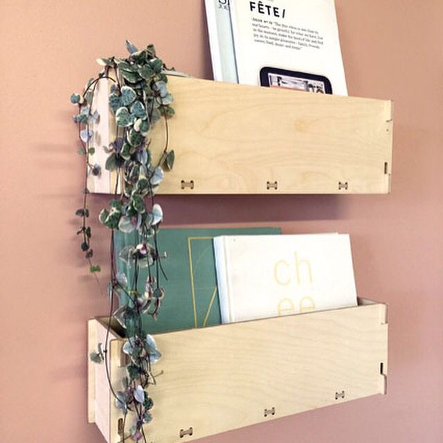 Foruu no made shelf   Comes flat pack. Or use freestanding for storage and display. www.paperempire.com.au
