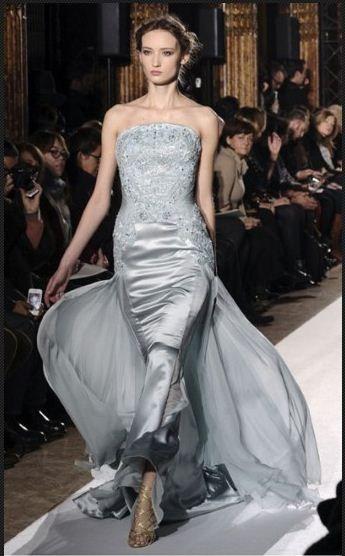 Zuhair Murad Haute Couture 2013 Yaz Koleksiyon / Paris Moda Haftası | Modaset Blog | Moda, Online, Alışveriş, Ayakkabı, Çanta, Aksesuar, Trend Erkek ve Bayan Ucuz Giyim