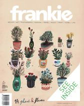 Frankie, a great aussie magazine