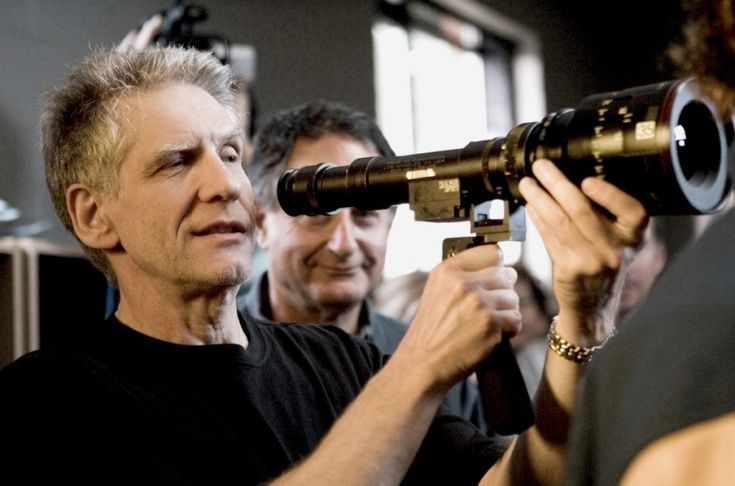 """""""Total Recall"""" almost directed by David Cronenberg, consummate artist. Flashback movie history trivia."""